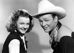 Dale Evans, Roy Rodgers