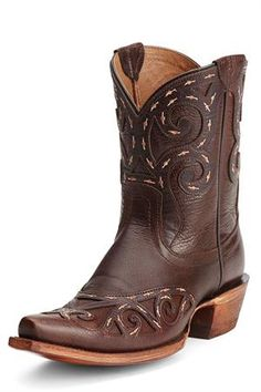 "Exclusive #Sale! Discount code ""QUICKSHIP"" saves 20% off sale price! Ariat Women's Rio Mahogany Brown Cowgirl Boots"