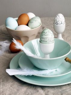 Eggs for Easter.