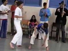 Capoeira Mestres Zeca Góis, Dom Ivan, Polêmico, e Peter: Grupo Meia Lua ...