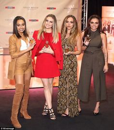Little Mix and there perfume!