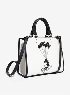Loungefly Disney Mickey Mouse Balloons Handbag - BoxLunch Exclusive,
