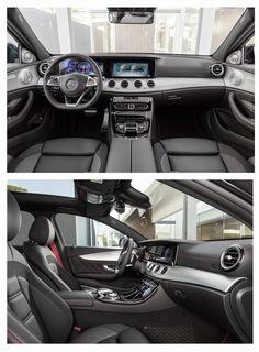 MERCEDES AMG E 43 4MATIC interior