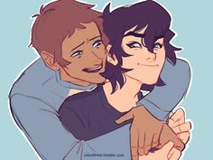 thank you season 3 for so many quality klance... | It\'s all alright