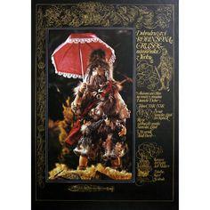 Robinson Crusoe czech poster