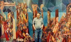 david pearson brishish artist - Google Search