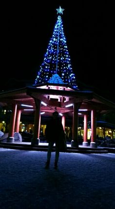 Christmas time at Whistler