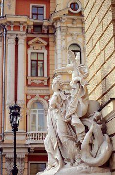 Odessa Opera and Ballet Theater, Ukraine. By Iryna Lopatina
