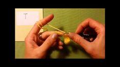 horgolás video tanfolyam 9. rész félpálca