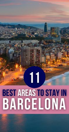 No matter your preference, this guide with the 11 best areas to stay in Barcelona, Spain will help you select the most appropriate option for you. Let's explore! | Where to Stay in Barcelona Spain | Best Areas Barcelona Spain | Best Neighborhoods in Barcelona Spain | Where to Stay as a Tourist in Barcelona | Barcelona best accommodations | Barcelona best neighborhoods for tourists Spain Travel Guide, Europe Travel Tips, Travel Goals, Travel Destinations, Travel Abroad, Barcelona Travel, Barcelona Spain, Top Cities In Spain, Road Trip Europe