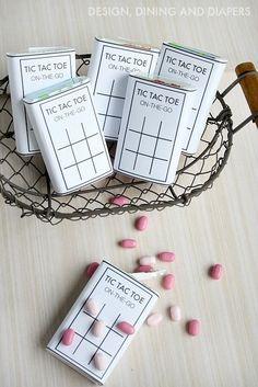 15 Creativas ideas para reutilizar las cajitas de Tic Tac