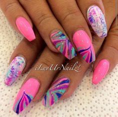 Diy Transparent Pink Vertical Grain Lines Iridescent Sequins Tips Decor Nail Glitter 12 Colors Laser Four Star Nail Flakes To Rank First Among Similar Products Nail Glitter