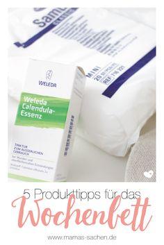 5 Produkte die ich dir fürs Wochenbett empfehlen kann - Wochenbett | Tipps | Wahrheit