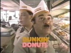 """""""Fred the Baker"""" Dunkin' Donuts commercial hahaha Remember these awesome comercials? I loved the Halloween ones! Time to make the donuts! Old Commercials, Dunkin Donuts, Doughnuts, My Generation, 80s Kids, Old Tv Shows, I Remember When, My Childhood Memories, Teenage Years"""