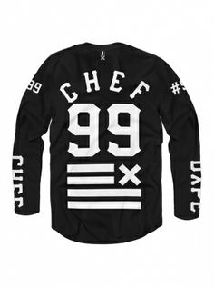 Dope Chef -DXPE UN-UNITED STATES LOGO Long sleeve