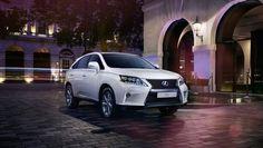 Lexus RX 450h Hybrid. Entre el orgullo y la sensatez.