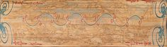 [ Sir John Froissart. Chronicles of England, France, Spain, and The adjoining Countries... London: William Smith, 1839. Two large octavo volumes. With two fore-edge paintings on each edge of text; edges additionally decorated in red and blue ornament, each cleverly used to delineate each painting.