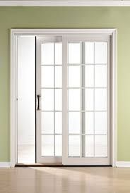 Vented sidelight patio doors design features neuma doors for Small sliding glass patio doors