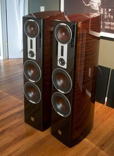 It's always a pleasant surprise to see a new set of speakers arrive at our door! I asked managing editor Rob Johnson to come over and help me ge High End Speakers, Tower Speakers, Speaker Stands, High End Audio, Audiophile Speakers, Hifi Audio, Stereo Speakers, Wireless Speakers, Diy Hifi
