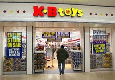 KB Toys. It used to be my favorite store in the mall.