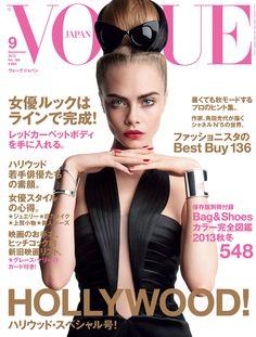 Vogue Japan September 2013
