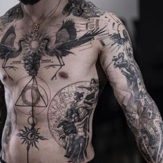 Search inspiration for a Blackwork tattoo. New Tattoos, Body Art Tattoos, Hand Tattoos, Tattoos For Guys, Sleeve Tattoos, Tattoos For Women, Celtic Tattoos, Star Tattoos, Diy Tattoo
