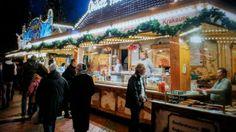 Weihnachtsmarkt (chrismas market )in NRW Essen - Steele - Germany