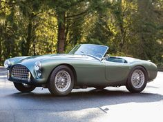 This 1960 AC Ace-Bristol will be featured at #TheAmeliaIslandAuctions , you can get pre-approved for auction by applying online with Premier. Visit www.pfsllc.com and get on the #road (Image Source: http://www.rmsothebys.com/am16/amelia-island/lots/1960-ac-ace-bristol/1078834)