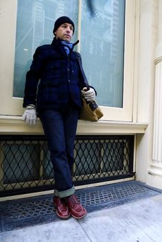 DENIM! I love denim!