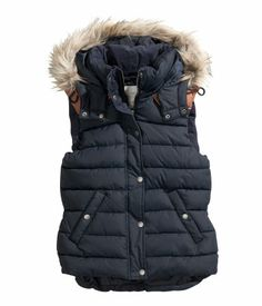 Padded vest. I have family where it is freezing cold (I live in SoCal). Could be useful and cute during Christmas time :D