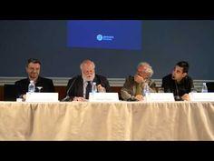 Presentación del libro de Daniel Fernández de Miguel, El enemigo yanqui. Instituto Internacional (Madrid), 16/04/2013