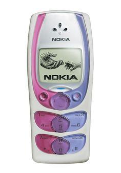 "y2kaestheticinstitute: "" Nokia 2300 'Nickel' (2003) """
