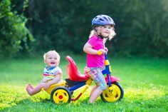 Younger siblings: are they better for older child's health? #Health #iNewsPhoto