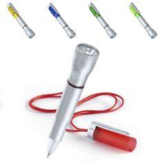 Para las madres más prácticas es perfecto este bolígrafo con linterna