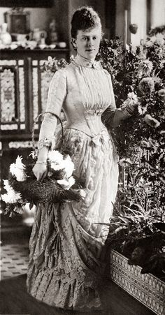 Princess Mary of Teck then Queen of United Kingdom