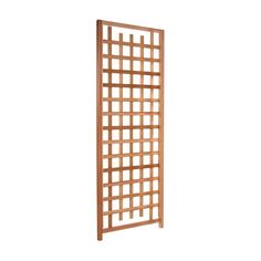 Have to have it. All Things Cedar Trellis Screen Panel - $269.99 @hayneedle.com