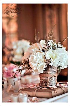 2012 Wedding Ideas: Literary Theme