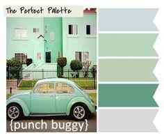mint palette ☛ http://su.pr/275uJX