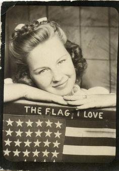 beautiful face || 1940s vintage beauty ~