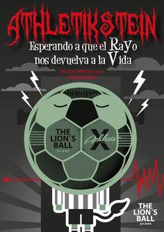 Athletic-Rayo www.thelionsball.com