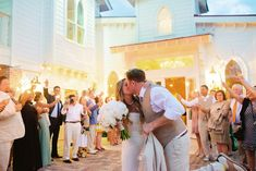 5 Reasons Why You'll Want To Get Married At This Tybee Island Wedding Chapel
