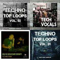 Tech Samples on Beatport Sounds