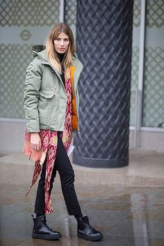The Best Street Style from London Fashion Week - Image 29