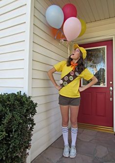 up russell costume - Google Search