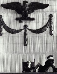 The Conformist (1970, dir. Bernardo Bertolucci) Art direction by Ferdinando Scarfiotti.