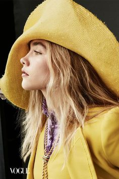 """""""Florence Pugh for Vogue // 2020 photographed by Daniel Jackson. Pretty People, Beautiful People, Daniel Jackson, Celebrity Faces, Celebrity Portraits, Celebrity Photos, Celebrity Style, Florence Pugh, Star Wars"""