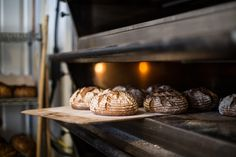 Community Bakery: An interview with the head baker at E5 Bakehouse - Kinfolk