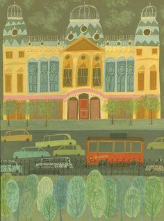 The Princess Theatre Melbourne - Matte Stephens