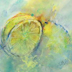 Beautiful watercolor from artist John Lovett.