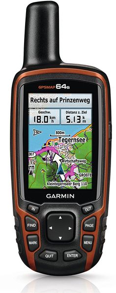 Garmin GPSMAP 64s Worldwide with High-Sensitivity GPS and GLONASS Receiver >>> You can find more details by visiting the image link.